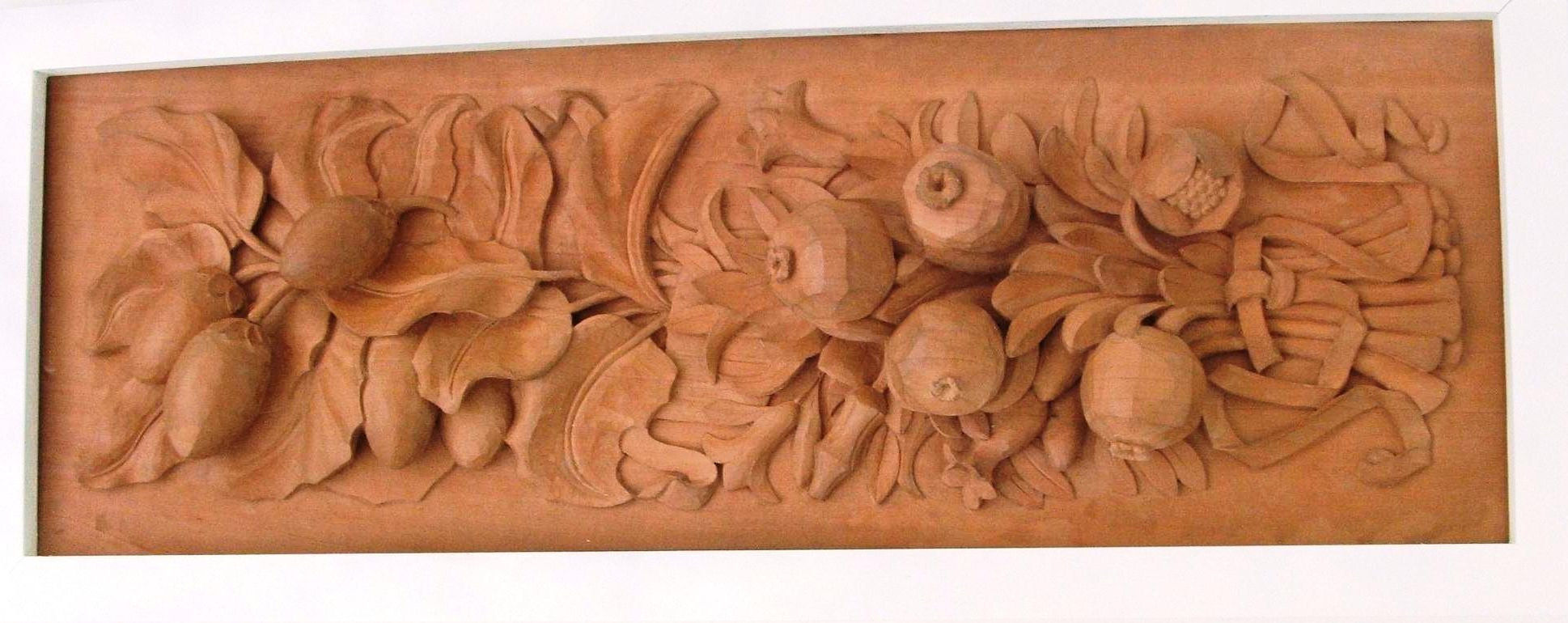 Collection detail wood carving leaf patterns