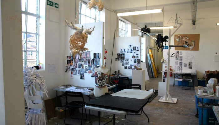 The City Guilds Of London Art School Is An Approved Centre For UAL Awarding Body Level 4 Foundation Diploma In Design