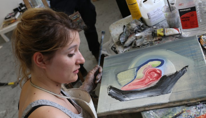 Drawing and painting short courses