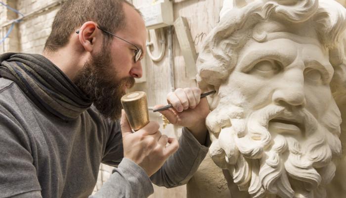 Pg dip carving city guilds london art school