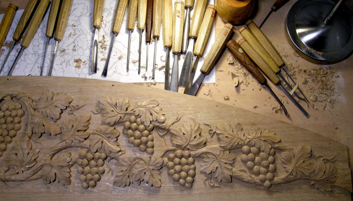Wood carving short courses