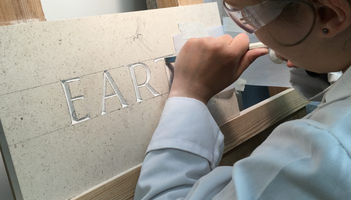 Stone carving short courses
