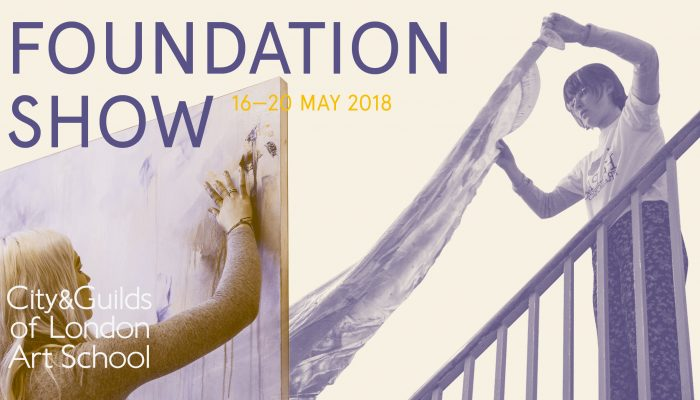Foundation Show 2018,  16 - 20 May