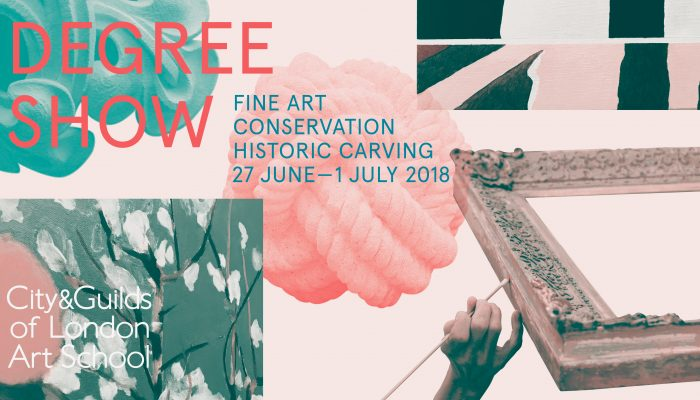 Degree Show 2018,  26 June – 1 July