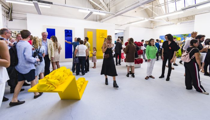 Degree Show opens with a celebration of success