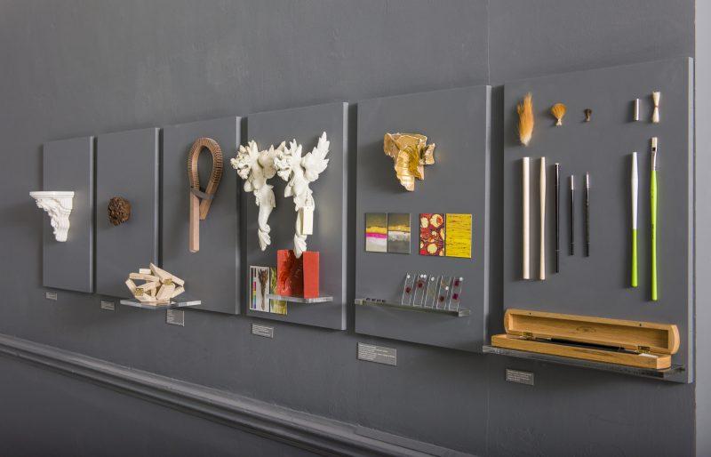 Material Matters Wood 2016 17 City Guilds London Art