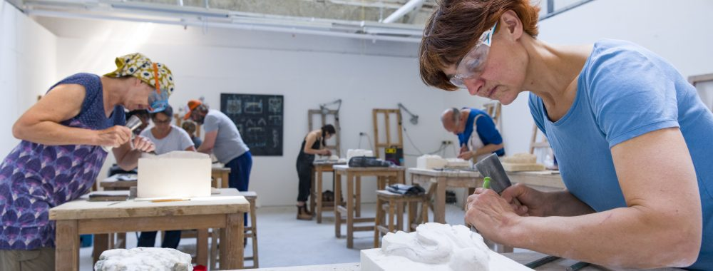 Stone Carving for Beginners   City & Guilds   London Art School