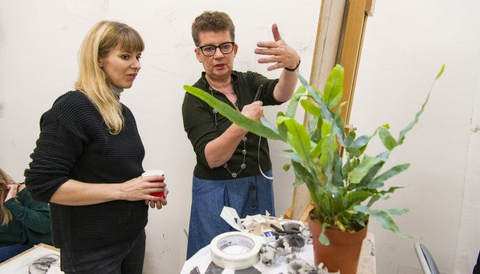 Big Draw workshop focuses on plants