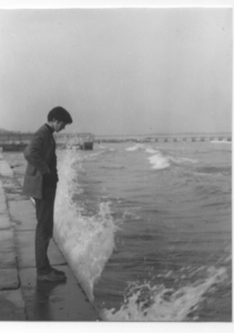 Alister in Venice 1965 - Photo courtesy Paul Hills