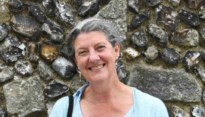 Heather Newton to Head Historic Carving Department