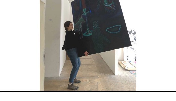 Fine Art student wins Freelands Painting Prize